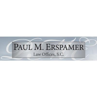 Paul M Erspamer Law Offices Sc Logo