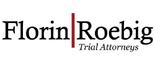 Florin l Roebig, Trial Attorneys Logo