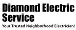 Diamond Electric Service Inc. Logo