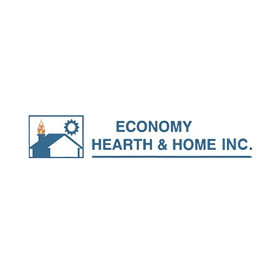 Economy Hearth & Home Logo