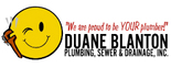 Duane Blanton Plumbing, Sewer, and Drainage Inc. Logo