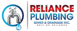 Reliance Plumbing Sewer & Drainage Inc Logo