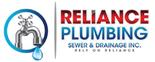 Reliance Plumbing Sewer & Drainage Inc Logo