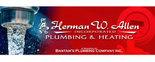 Herman W. Allen Plumbing & Heating, Inc. Logo
