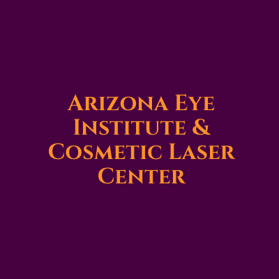 Arizona Eye Institute & Cosmetic Laser Center Logo