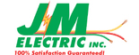 JM Electric Inc. Logo