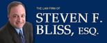 Steven F. Bliss, Esq., Attorney at Law Logo