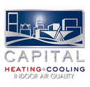 Capital Heating and Cooling Logo