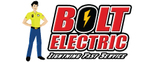 Bolt Electric - Hillsborough Logo