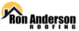 Ron Anderson Roofing Logo