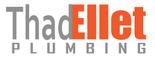 Thad Ellet Plumbing Logo