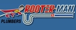 A Rooter Man Plumbing-California Logo