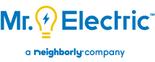 Mr. Electric of Salem Oregon Logo