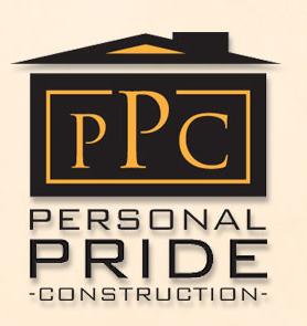 Personal Pride Construction Logo