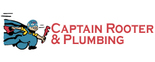 Captain Rooter & Plumbing Logo