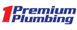 Premium One Plumbing  Logo