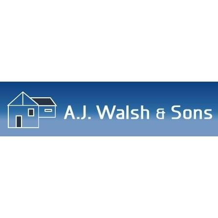 A. J. Walsh & Sons Logo