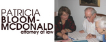 Law Offices of Patricia Bloom-McDonald Logo