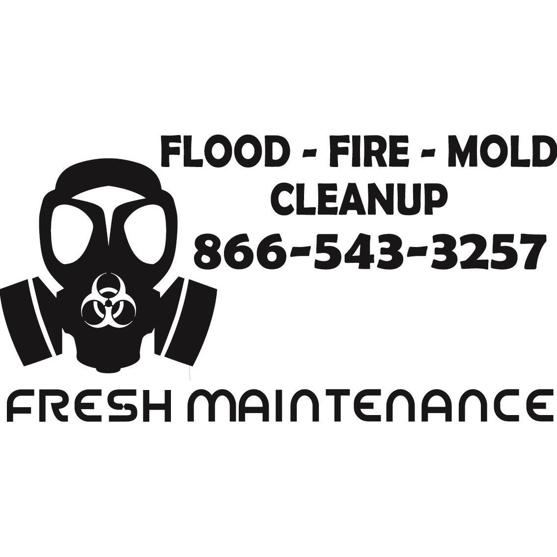 Fresh Maintenance Logo