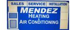 Jimmy Mendez Heating & Air Conditioning Logo