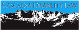 Cascadia Disability Law Logo