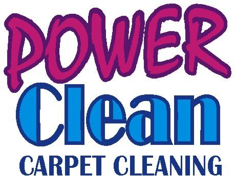 Power Clean Carpet Cleaning Logo
