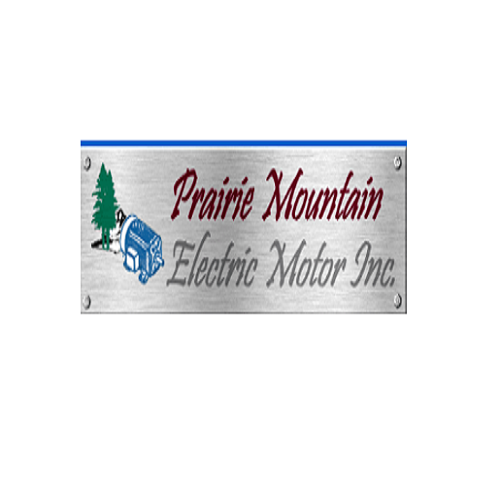 Prairie Mountain Electric Motor Logo