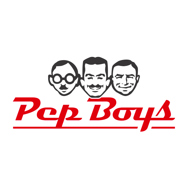 Pep Boys Auto Parts & Service Logo