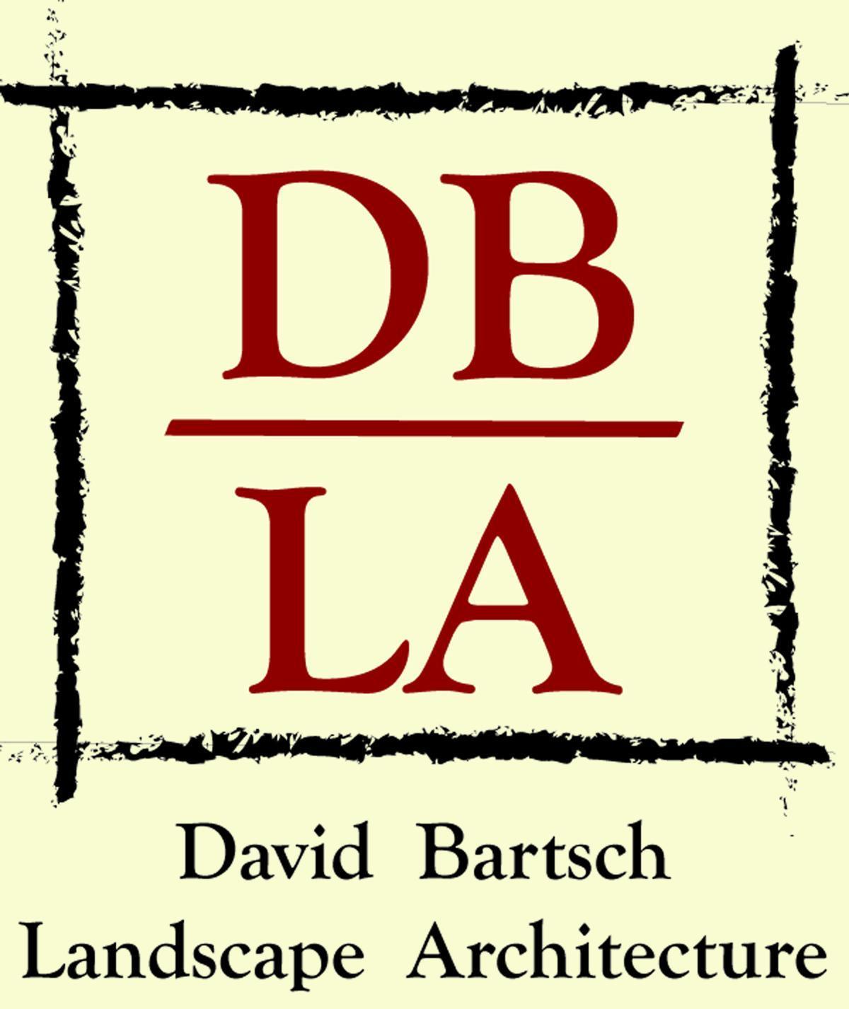 David Bartsch Landscape Architecture LLC Logo