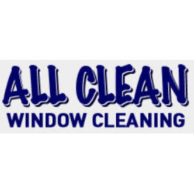 All Clean Window Cleaning Logo