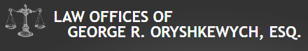 Law Offices of George R. Oryshkewych, ESQ. Logo