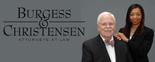 Burgess & Christensen Logo
