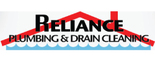 Reliance Plumbing & Drain Cleaning Logo