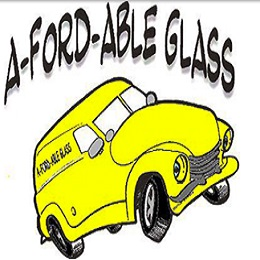 A-Ford-Able Glass Logo