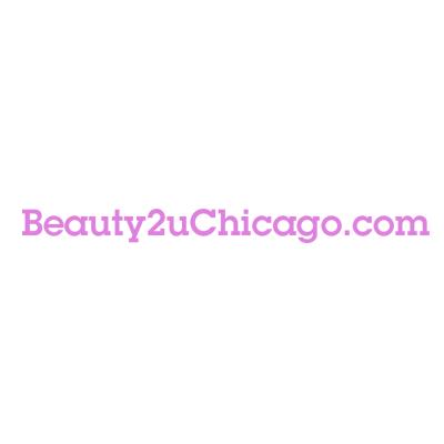 Beauty 2 U Chicago Logo