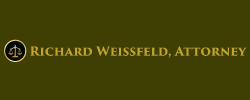 Richard Weissfeld, Attorney at Law Logo