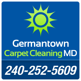 Carpet Cleaning Germantown MD Logo