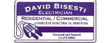 David Bisesti Electrician Logo