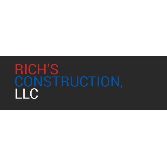 Rich's Construction, LLC Logo