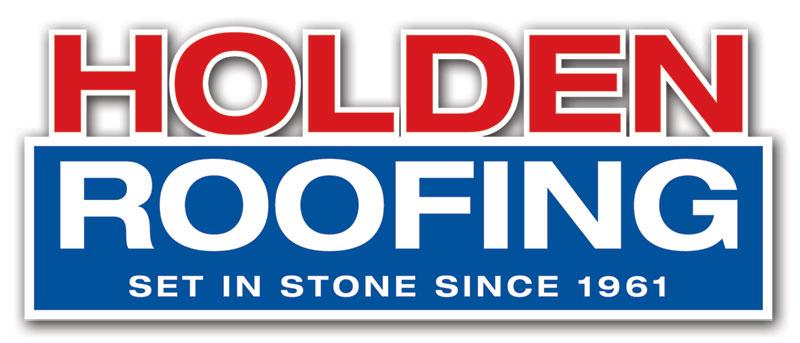 Holden Roofing Logo