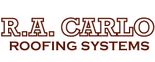 R. A. Carlo Roofing Systems Logo