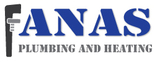 Anas Plumbing and Heating Logo