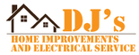 DJ's Home Improvements and Electrical Service Logo
