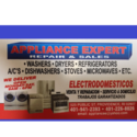 Appliance Expert Repair and Sales Logo