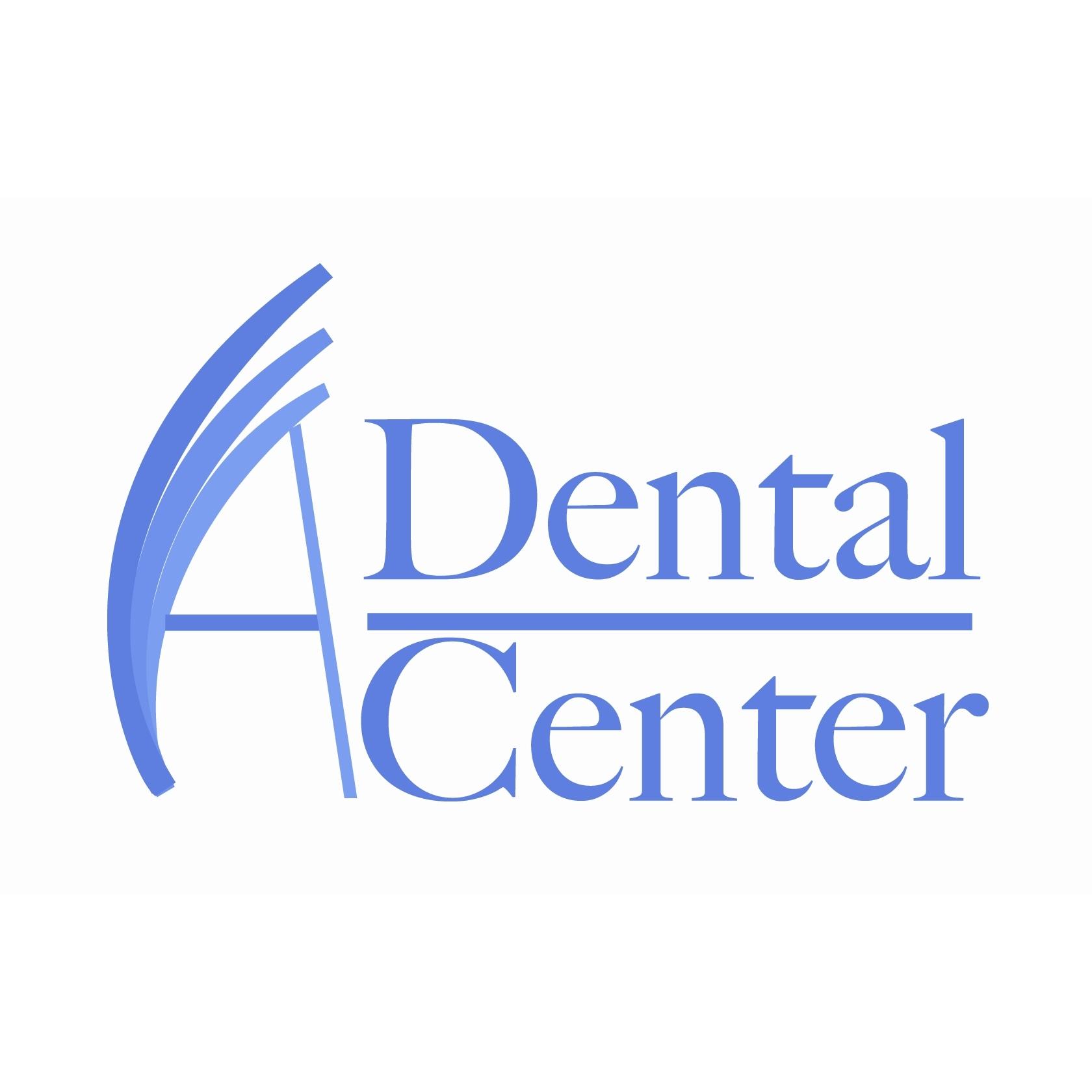 A-Dental Center Logo