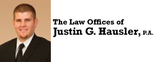 The Law Offices of Justin G. Hausler, P.A. Logo