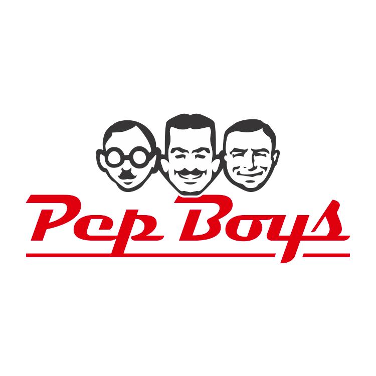 Pep Boys Auto Service & Tire Logo