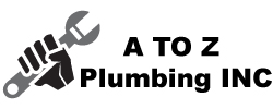 A to z plumbing inc logo