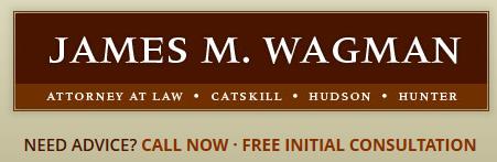 James M. Wagman, Attorney at Law Logo