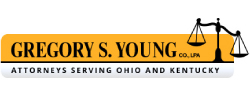 Gregory S. Young Car Accidents Logo